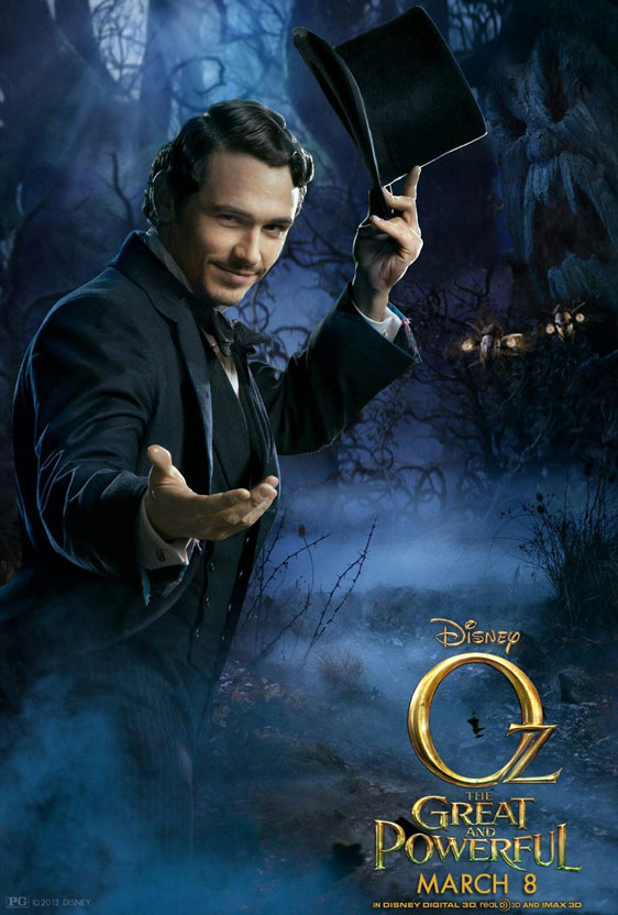 Oz The Great and Powerful Poster #9