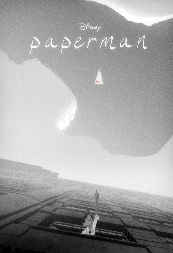 Paperman Poster #1