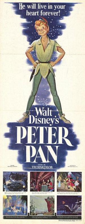 Peter Pan Poster #3