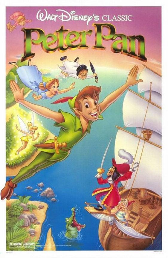 Peter Pan Poster #4