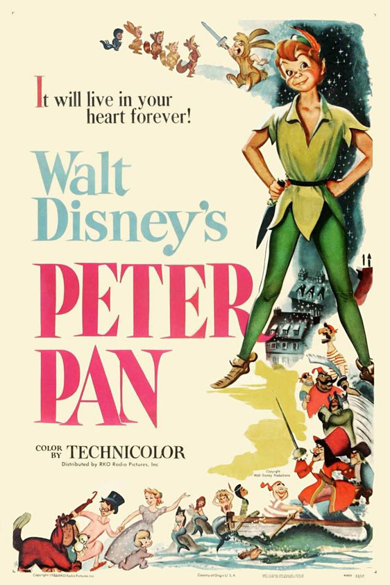 Peter Pan Poster #1