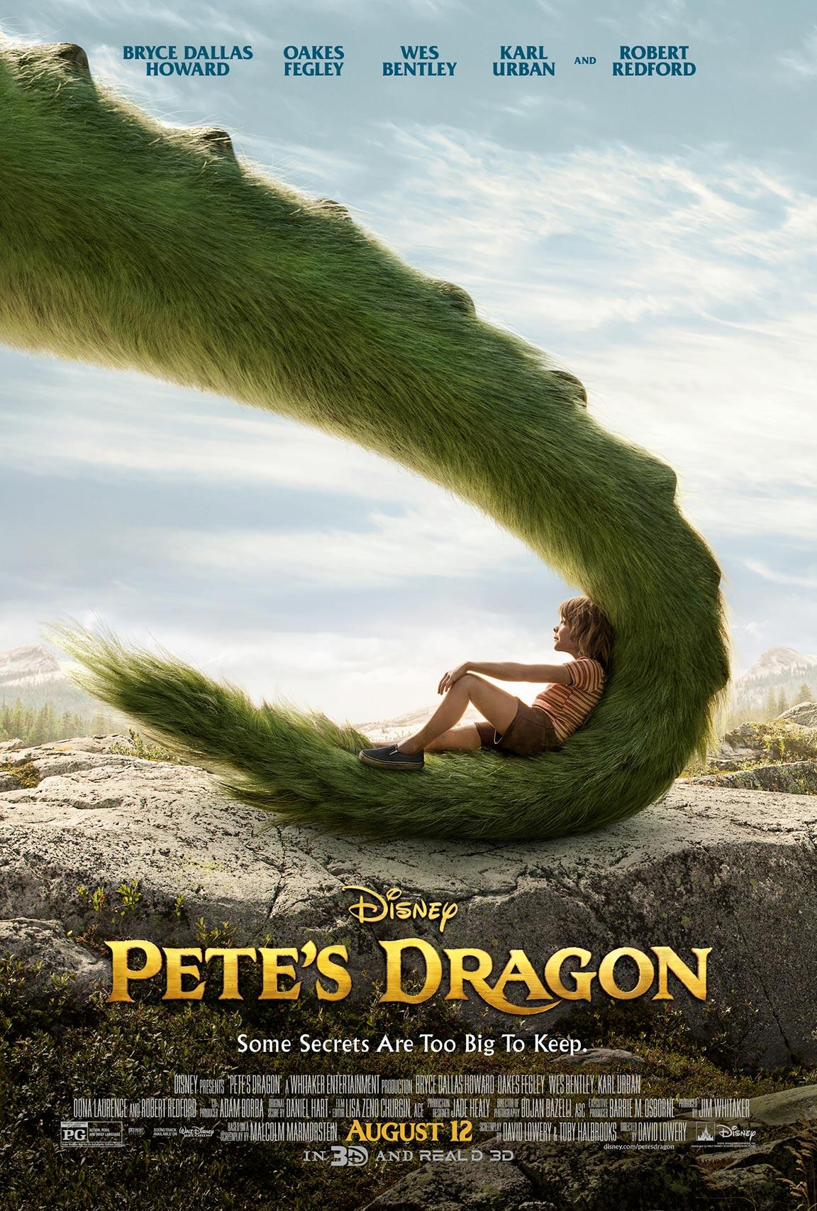 Pete's Dragon Poster #2