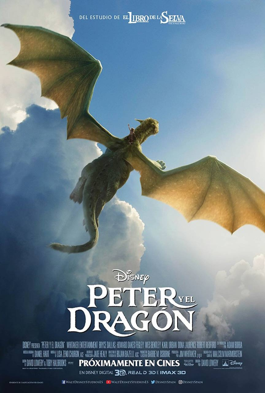 Pete's Dragon Poster #4