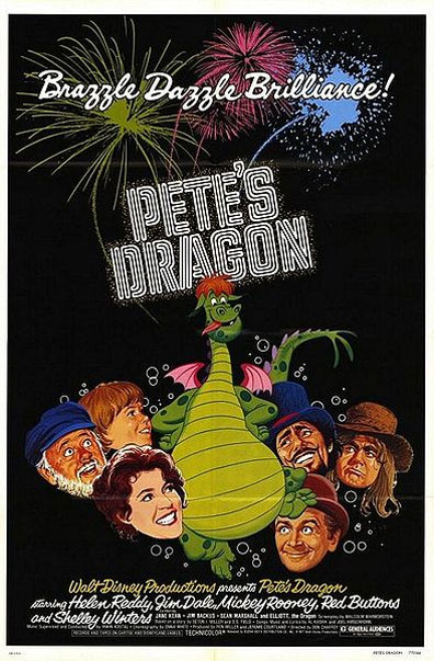 Pete's Dragon Poster #2