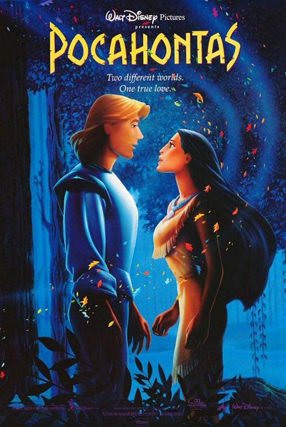 Pocahontas Poster #2