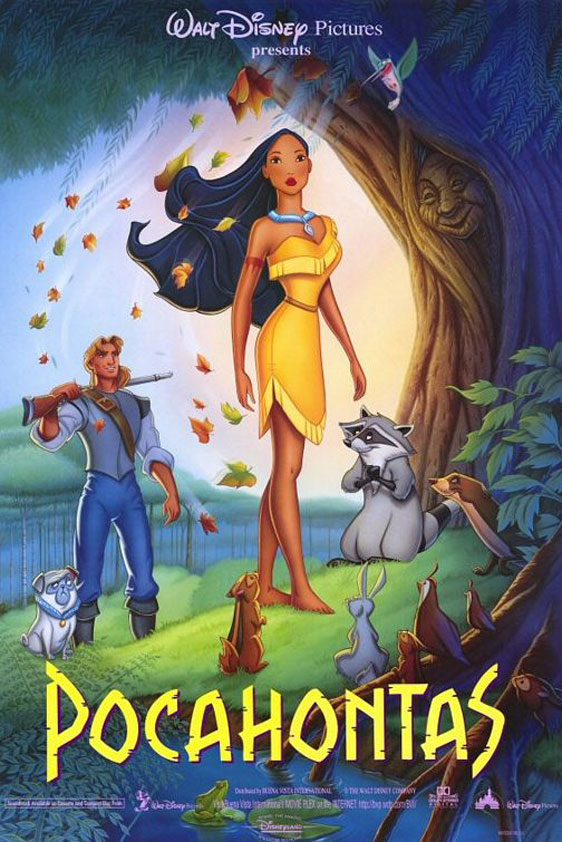 Pocahontas Poster #3