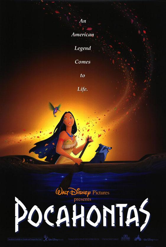 Pocahontas Poster #1