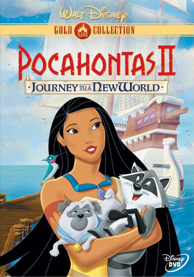 Pocahontas II: Journey to a New World Poster #1