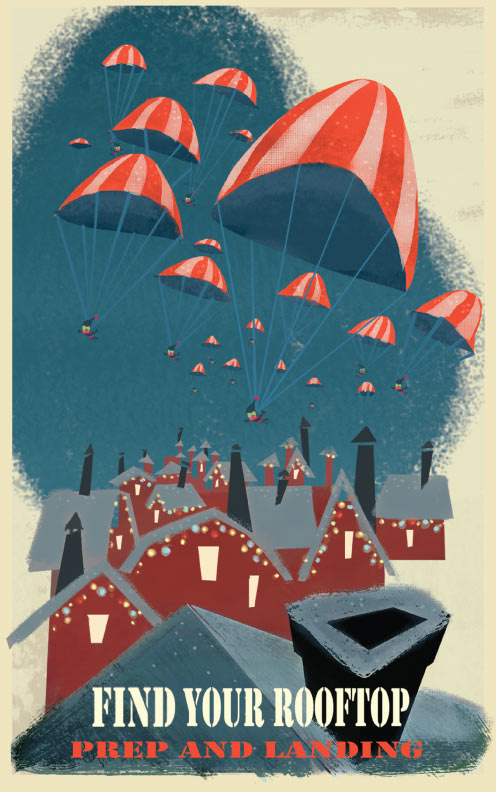 Prep & Landing Poster #5