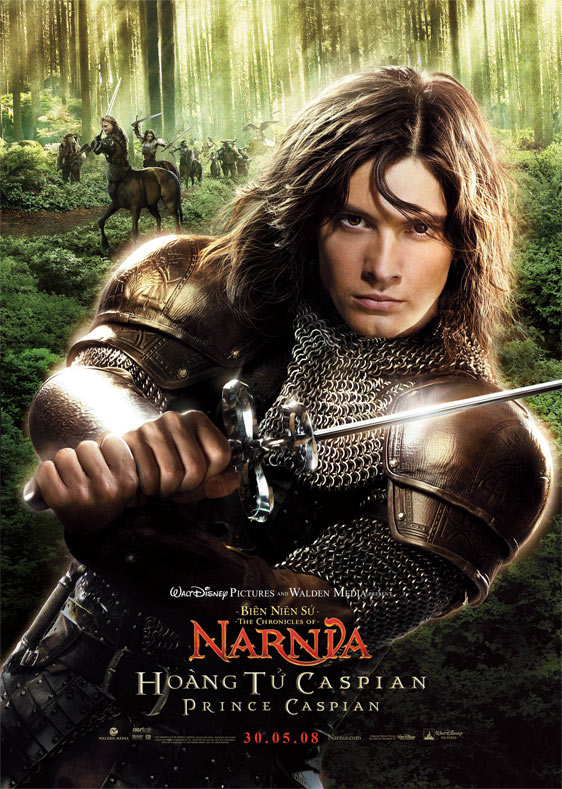 The Chronicles of Narnia: Prince Caspian Poster #5