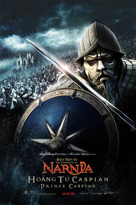 The Chronicles of Narnia: Prince Caspian Poster #6