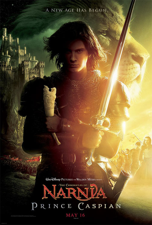 The Chronicles of Narnia: Prince Caspian Poster #1