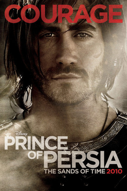 Prince of Persia: The Sands of Time Poster #4
