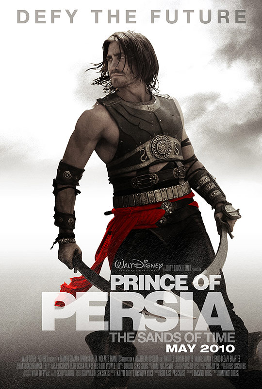 Prince of Persia: The Sands of Time Poster #1