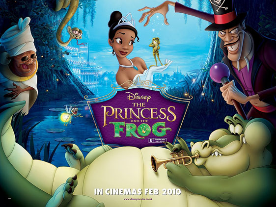 The Princess and the Frog Poster #19