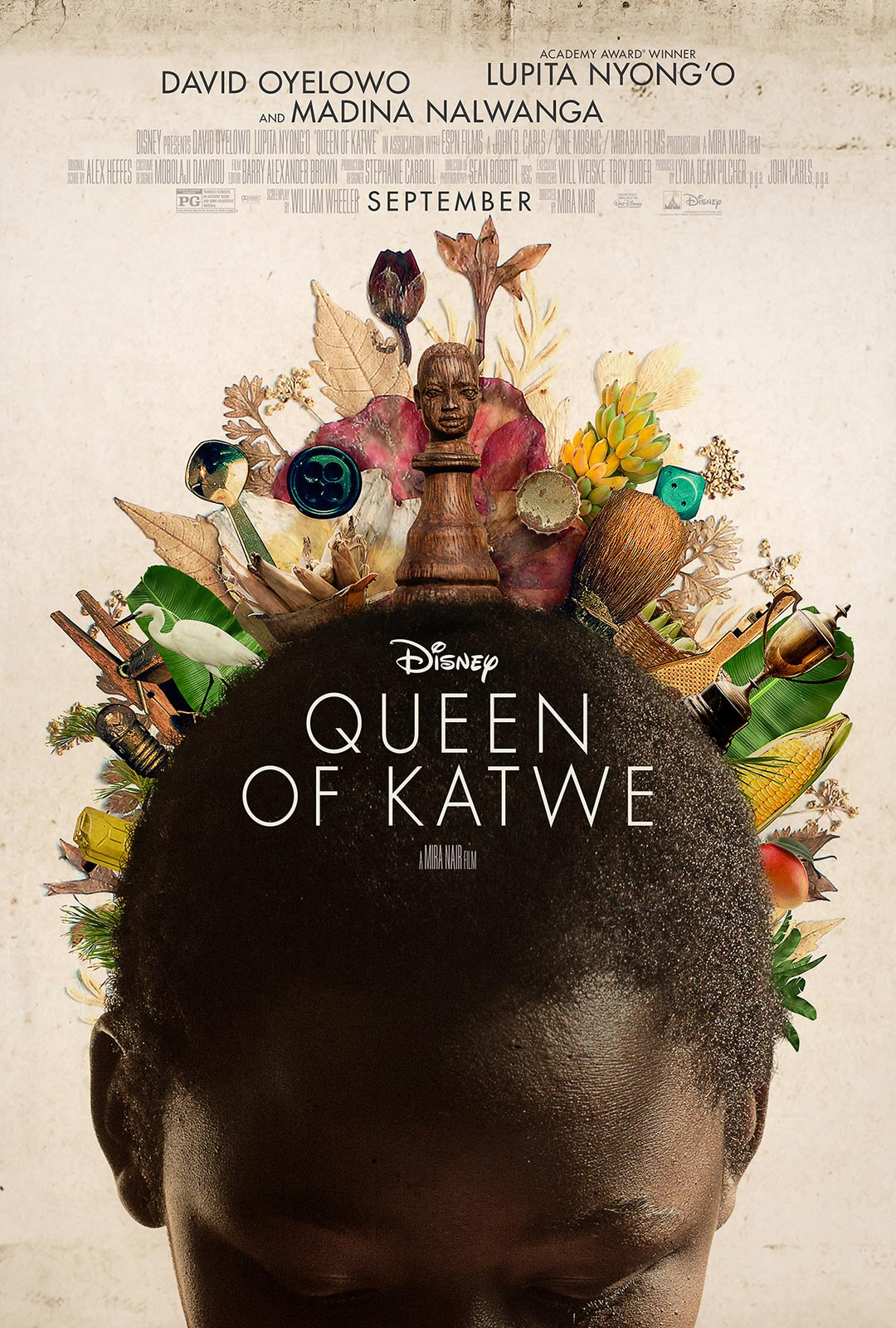 Queen of Katwe Poster #1