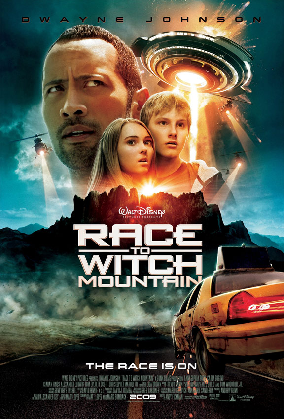 Race to Witch Mountain Poster #2