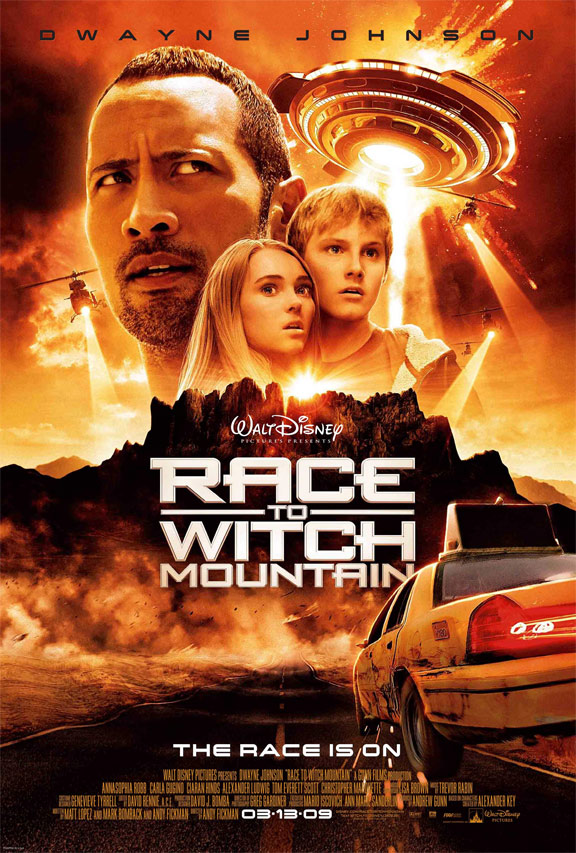 Race to Witch Mountain Poster #1