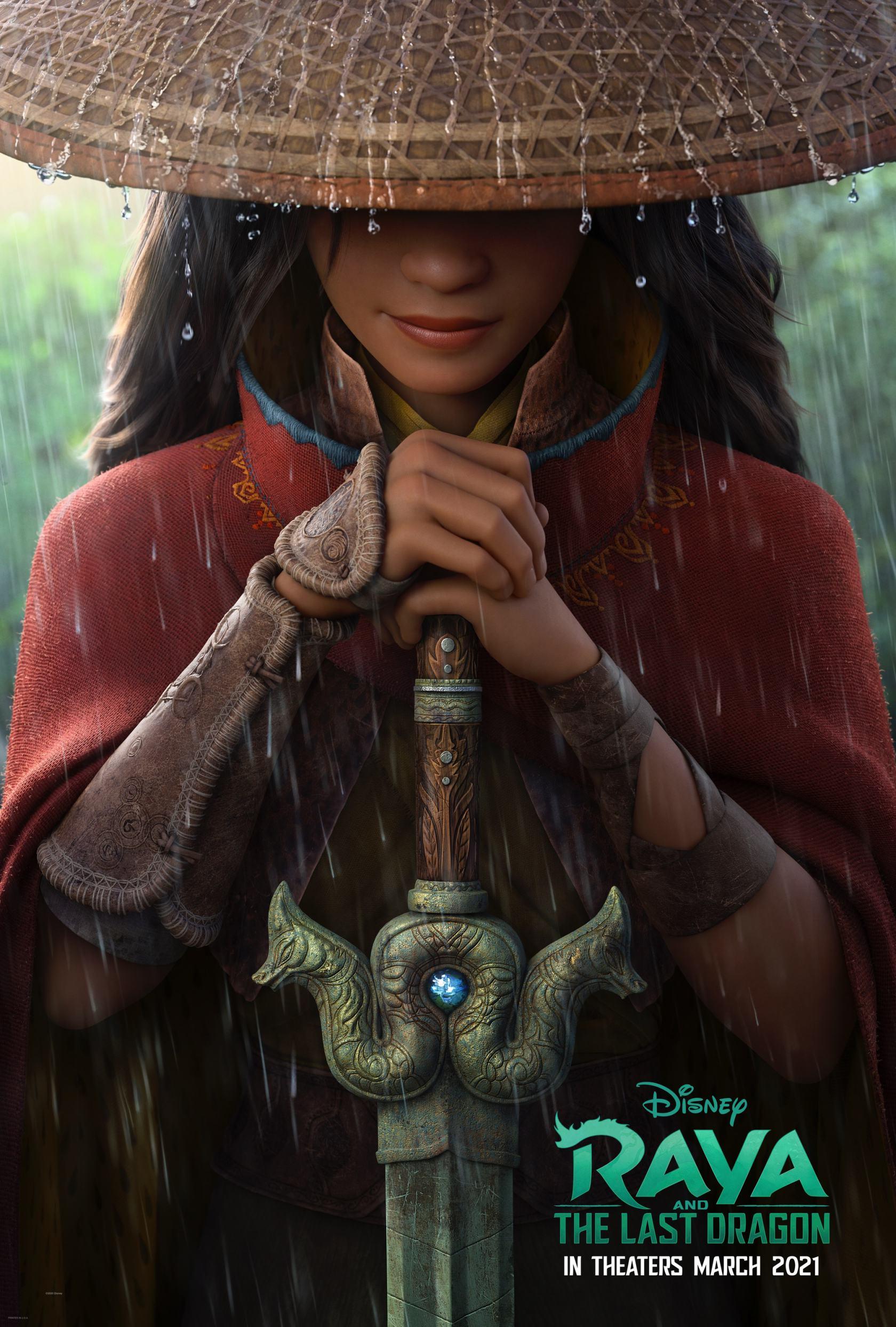 Raya and the Last Dragon Poster #1