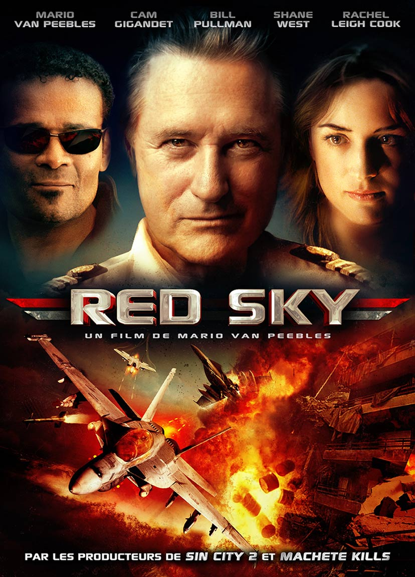 Red Sky Poster #1