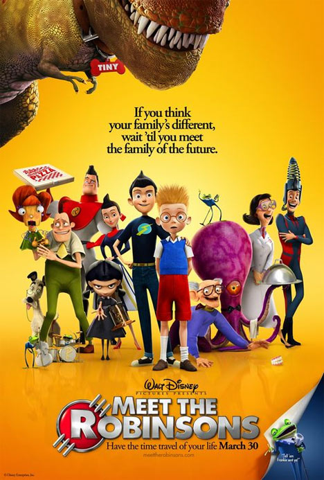 Meet the Robinsons Poster #1