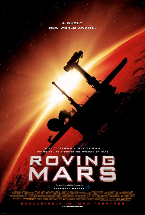 Roving Mars Poster #1