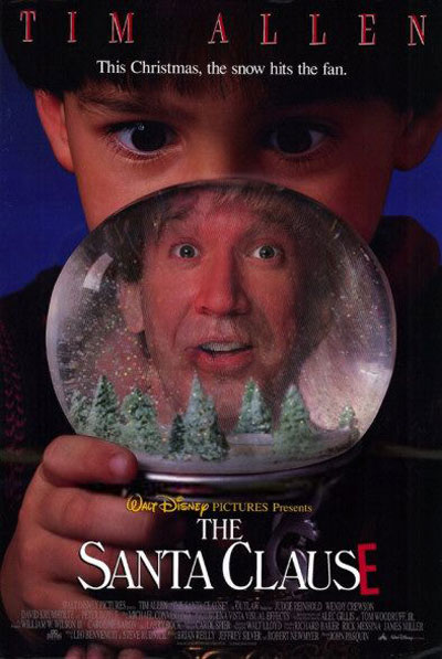 The Santa Clause Poster #3