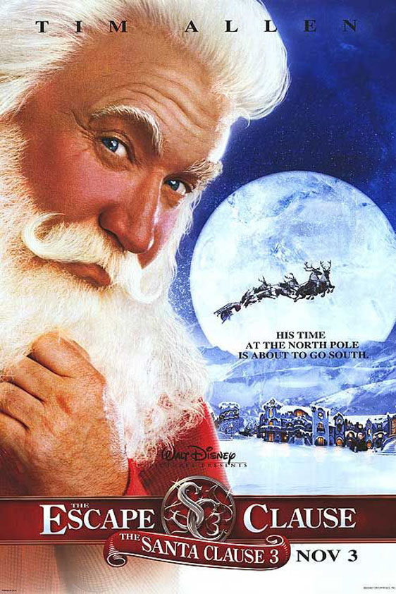 The Santa Clause 3: The Escape Clause Poster #2