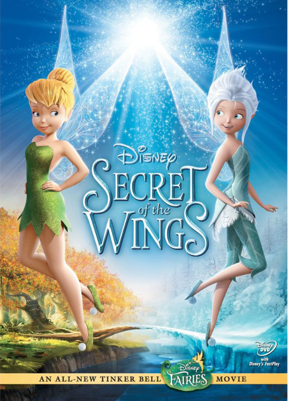 Secret of the Wings Poster #1