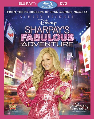 Sharpay's Fabulous Adventure Poster #1