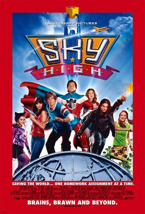 Sky High Poster #1