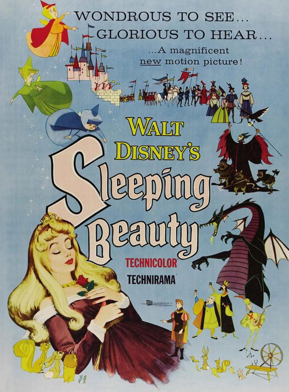 Sleeping Beauty Poster #1