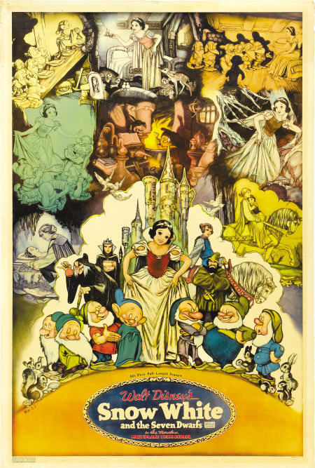 Snow White and the Seven Dwarfs Poster #5