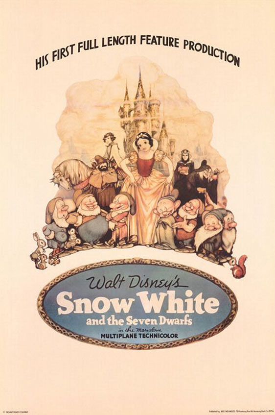 Snow White and the Seven Dwarfs Poster #1