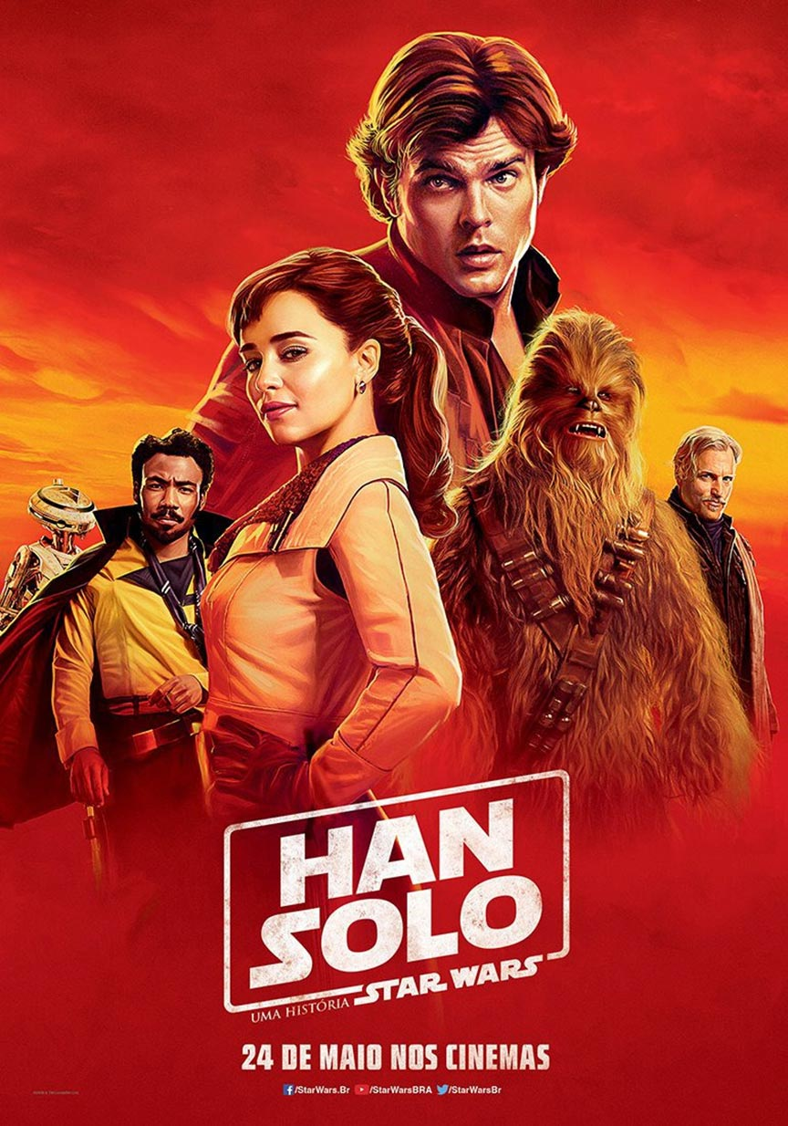 Solo: A Star Wars Story Poster #11