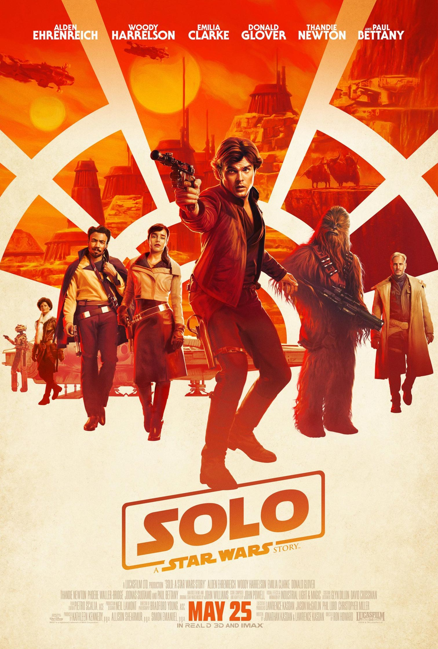 Solo: A Star Wars Story Poster #12