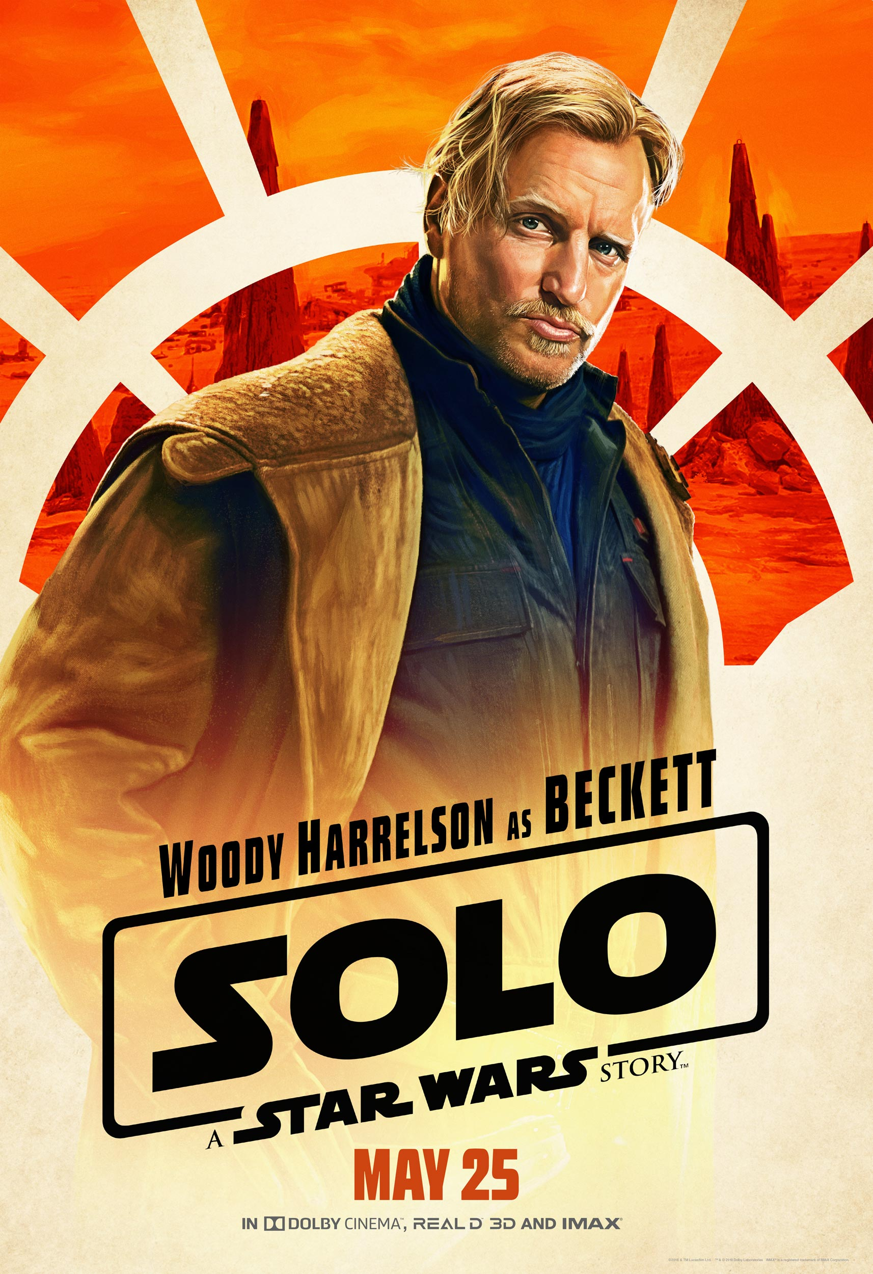 Solo: A Star Wars Story Poster #13