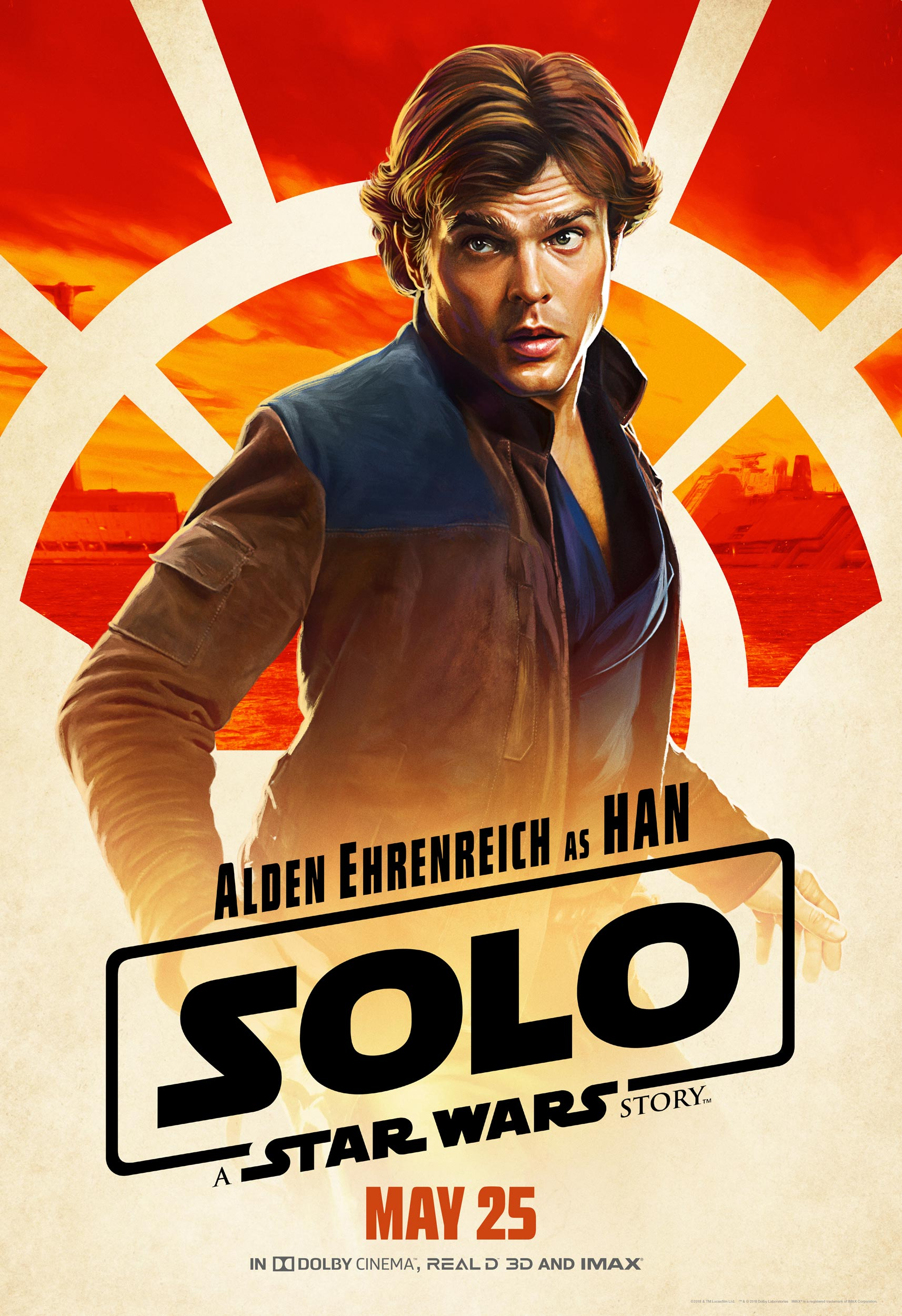Solo: A Star Wars Story Poster #15