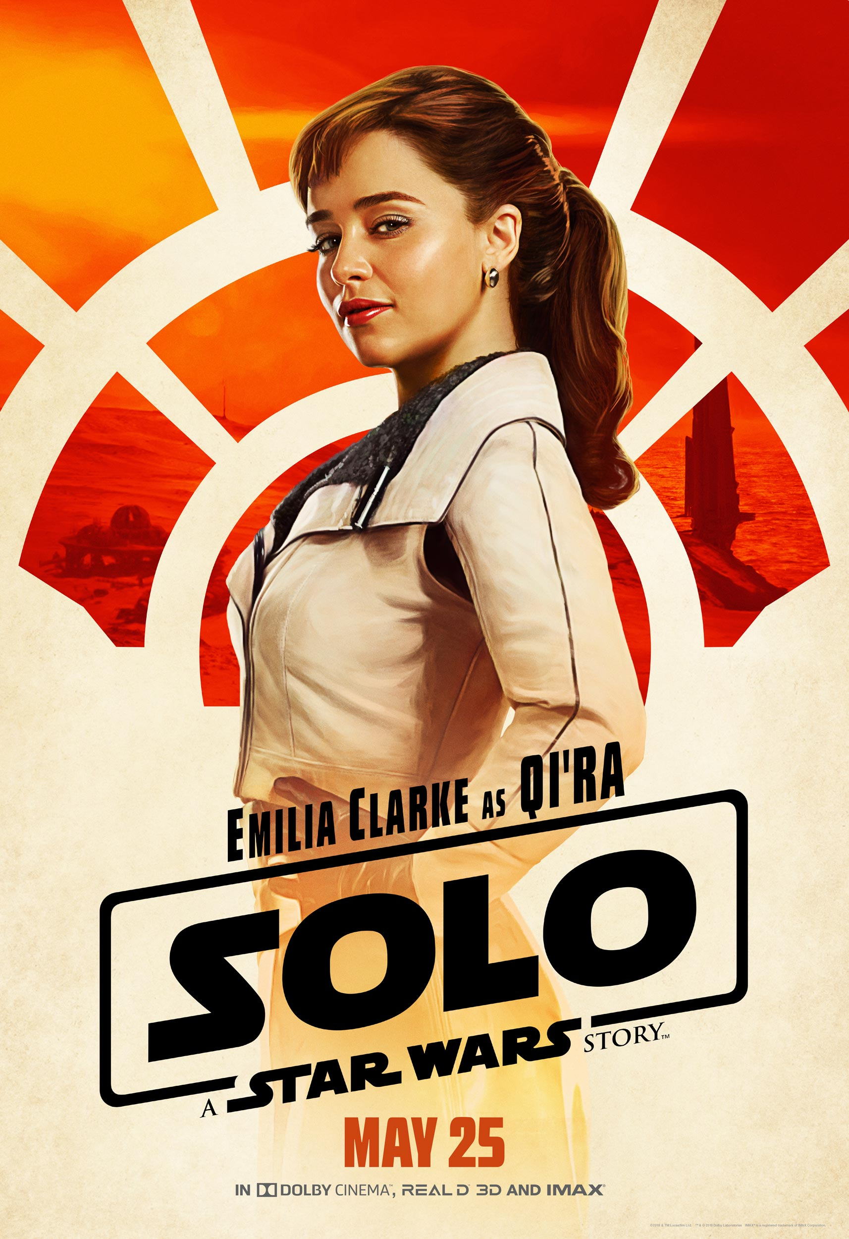 Solo: A Star Wars Story Poster #16