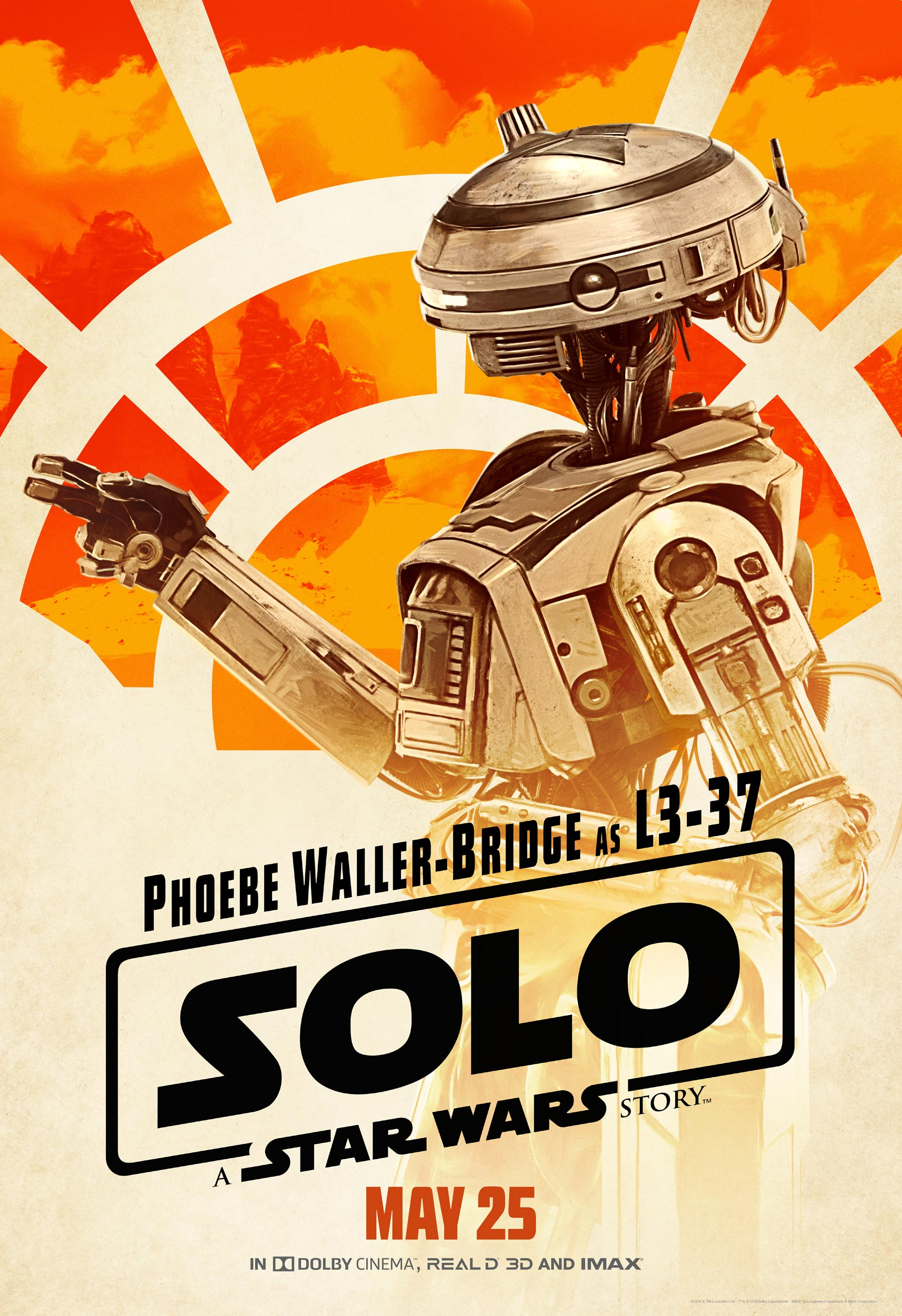 Solo: A Star Wars Story Poster #18