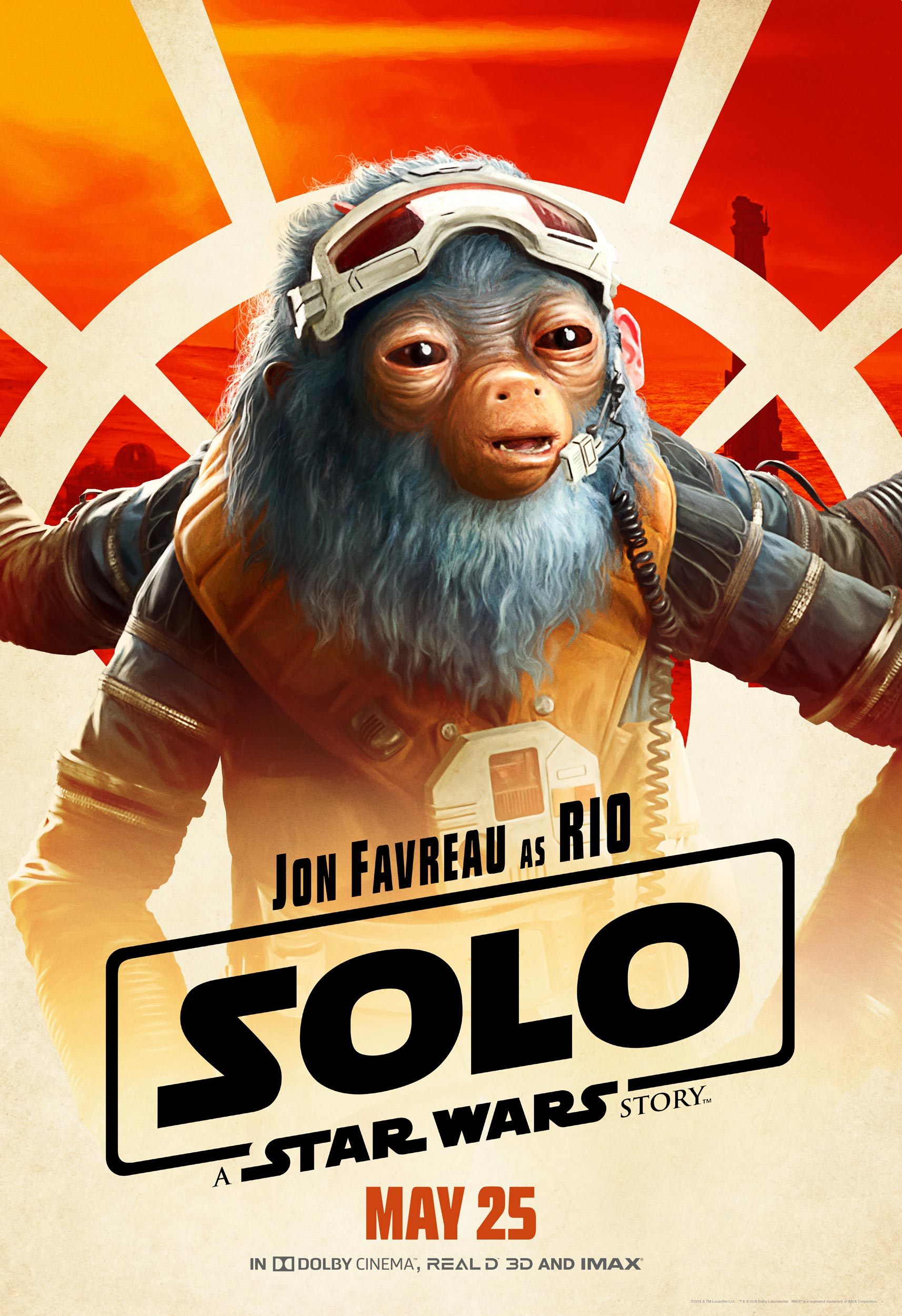 Solo A Star Wars Story 2018 Poster 19 Trailer Addict