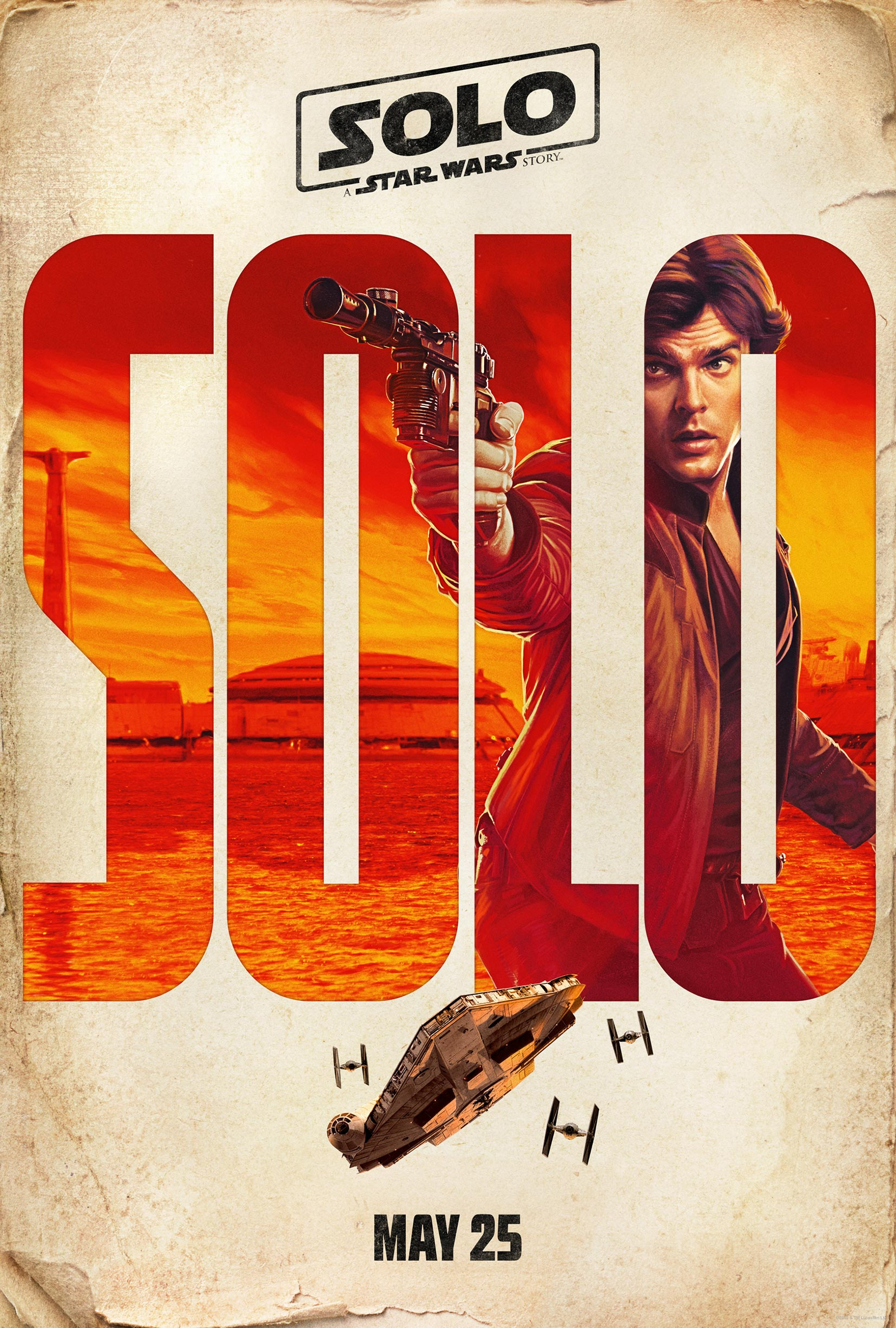 Solo: A Star Wars Story Poster #2