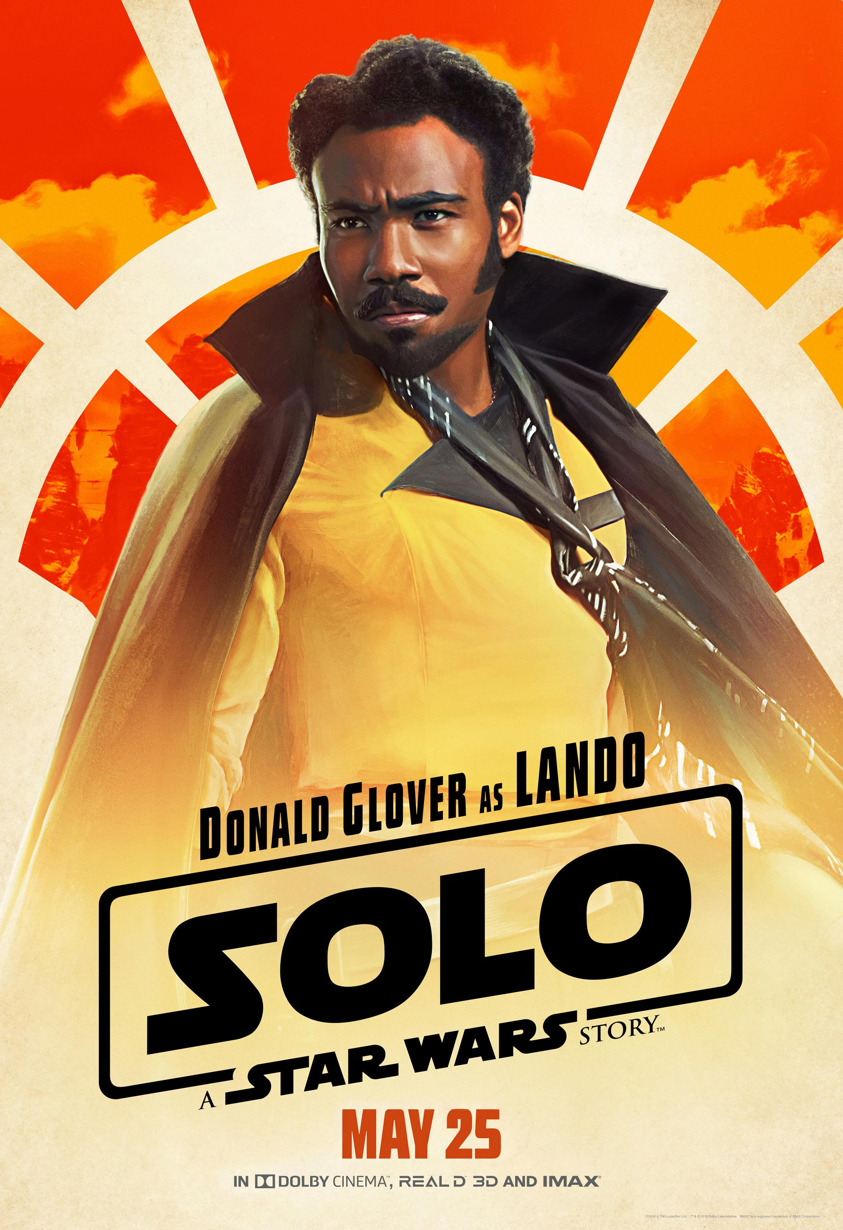 Solo: A Star Wars Story Poster #21