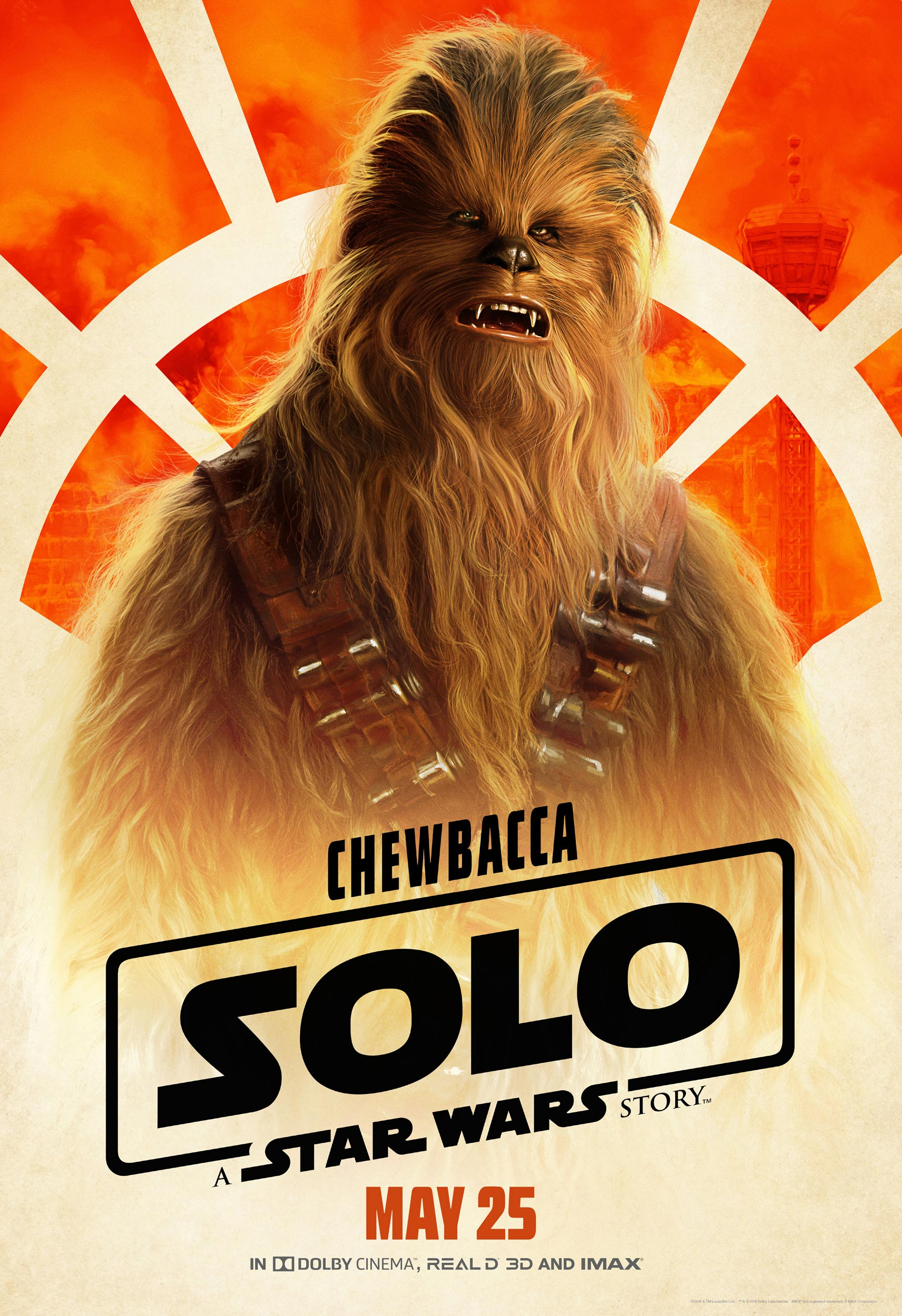 Solo: A Star Wars Story Poster #22