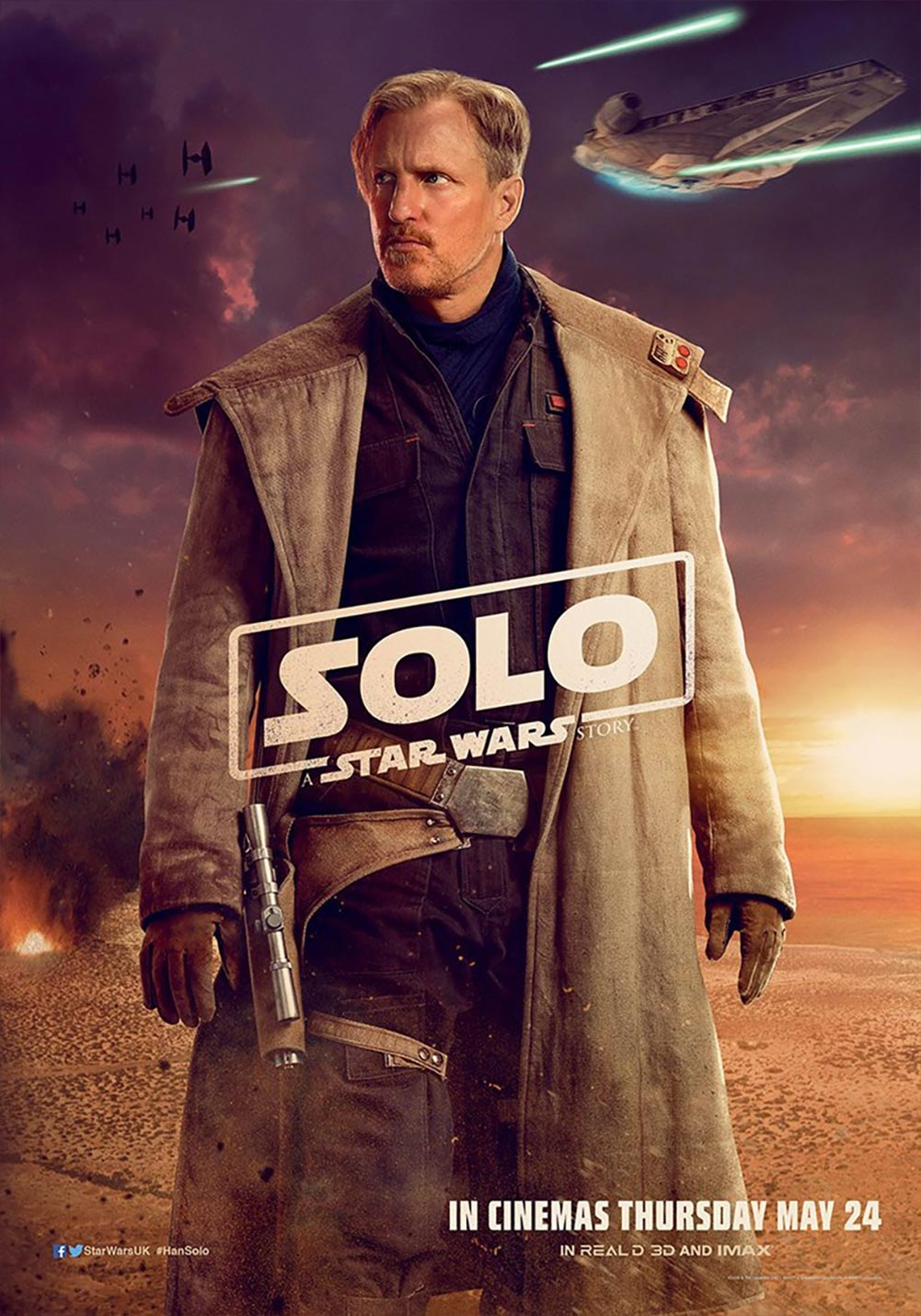 Solo A Star Wars Story 2018 Poster 23 Trailer Addict