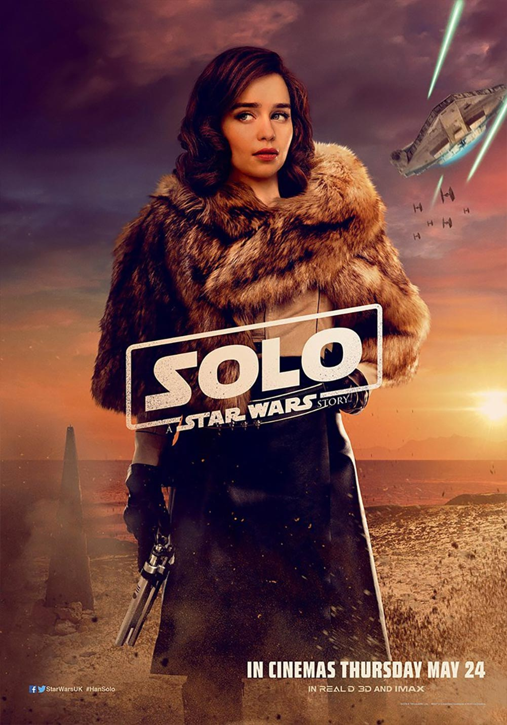 Solo: A Star Wars Story Poster #24