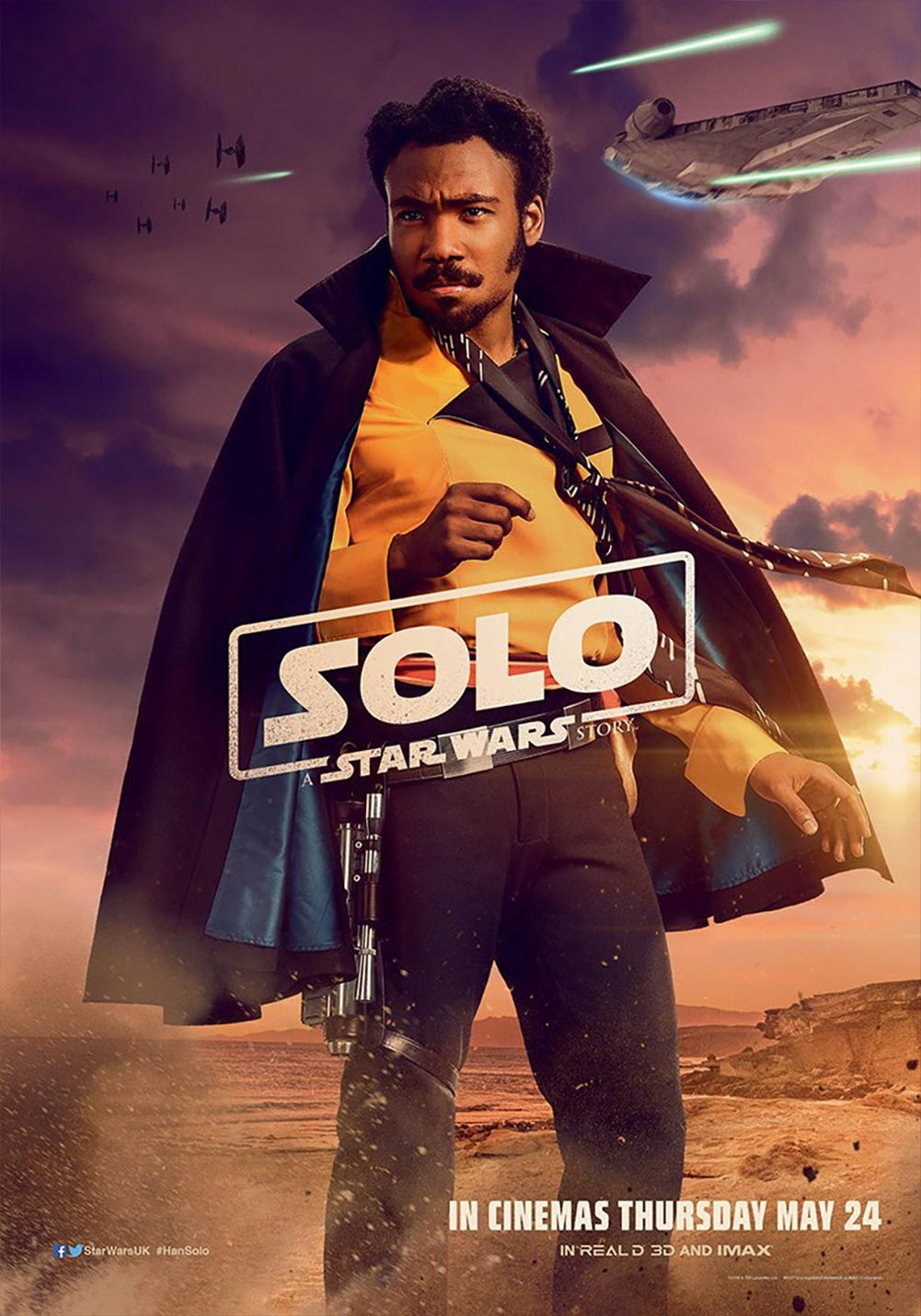 Solo: A Star Wars Story Poster #25