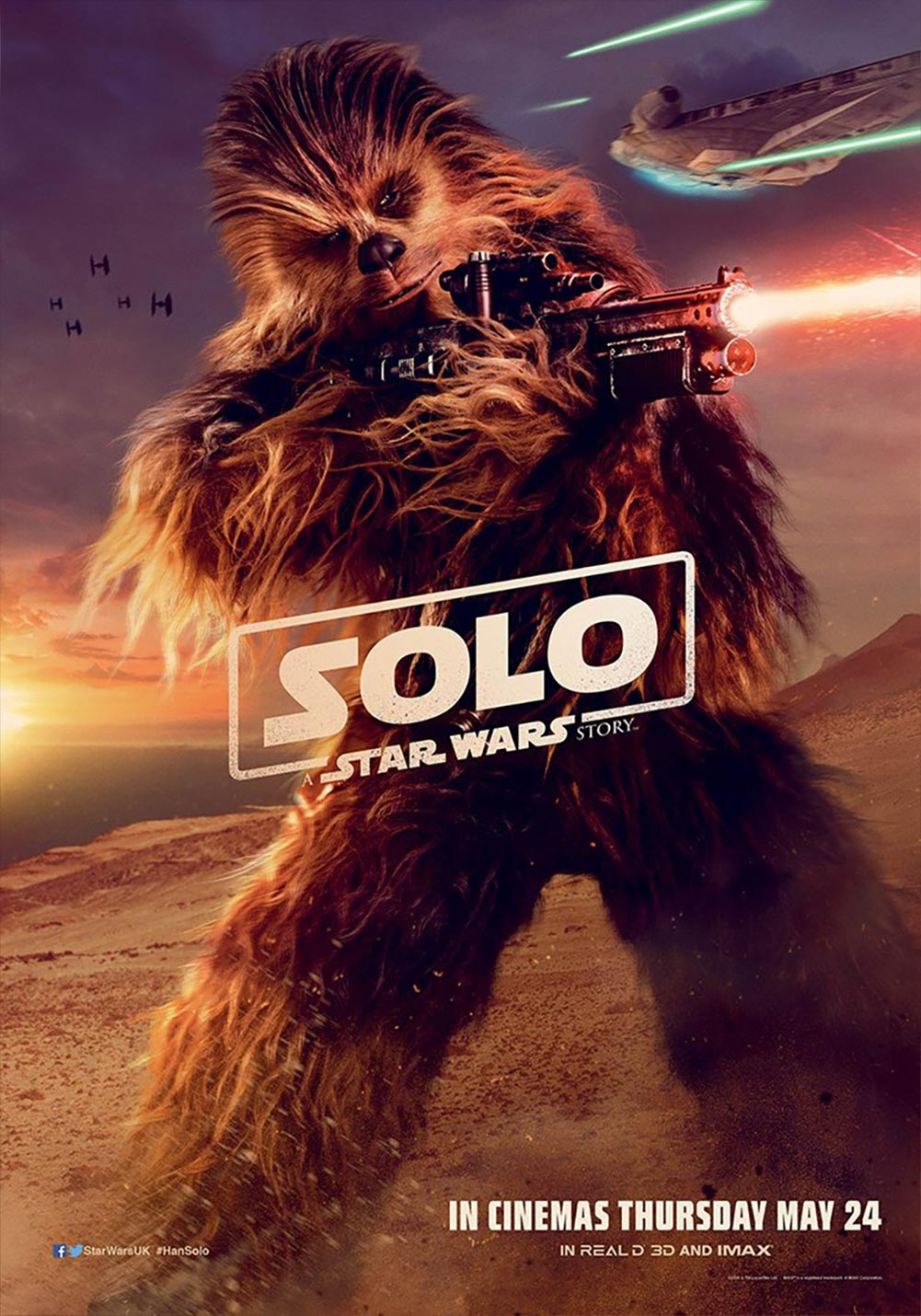 Solo: A Star Wars Story Poster #26