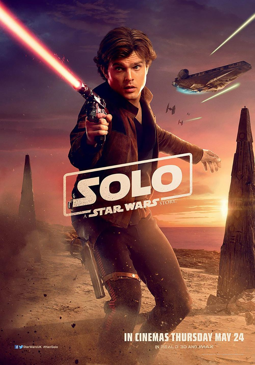 Solo: A Star Wars Story Poster #27