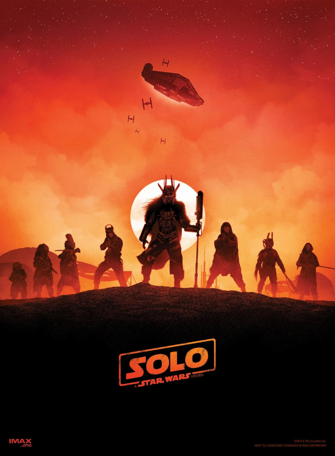 Solo: A Star Wars Story Poster #28
